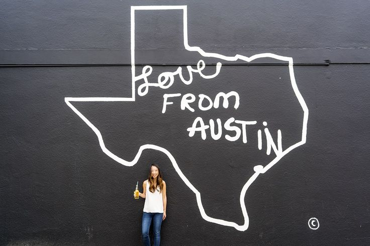 Love From Austin Mural in Austin