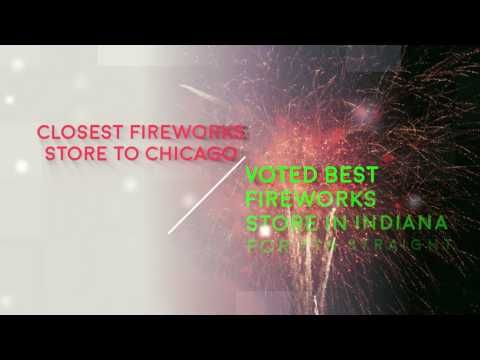 Uncle Sam Fireworks Stores - Voted Best Firework store in Indiana for 7 ...