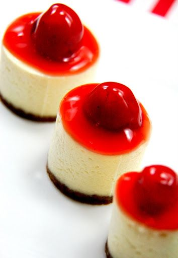 Cherry New York Cheesecake | Honey and Butter
