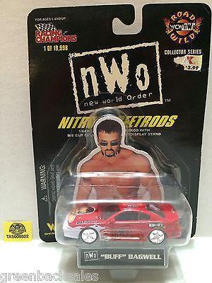 (TAS006502) - Racing Champions WWF WCW nWo WWE Nitro-Streetrods - Buff Bagwell
