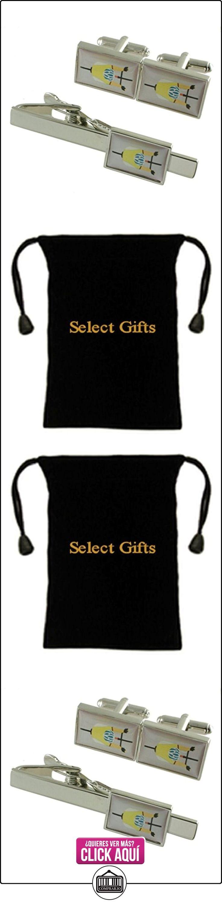 Caja de regalo Box Set de bicicletas de carretera~Bicicleta gemelos & Clip de corbata~atar con diapositivas Seleccione GiftBox  ✿ Joyas para niños - Regalos ✿ ▬► Ver oferta: https://comprar.io/goto/B016UTLC0Q