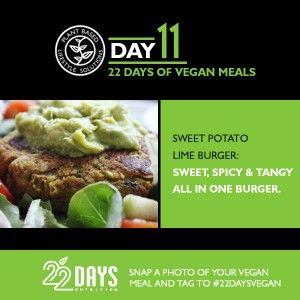 Day 11: 22 Days of #Vegan Meals #22daysnutrition
