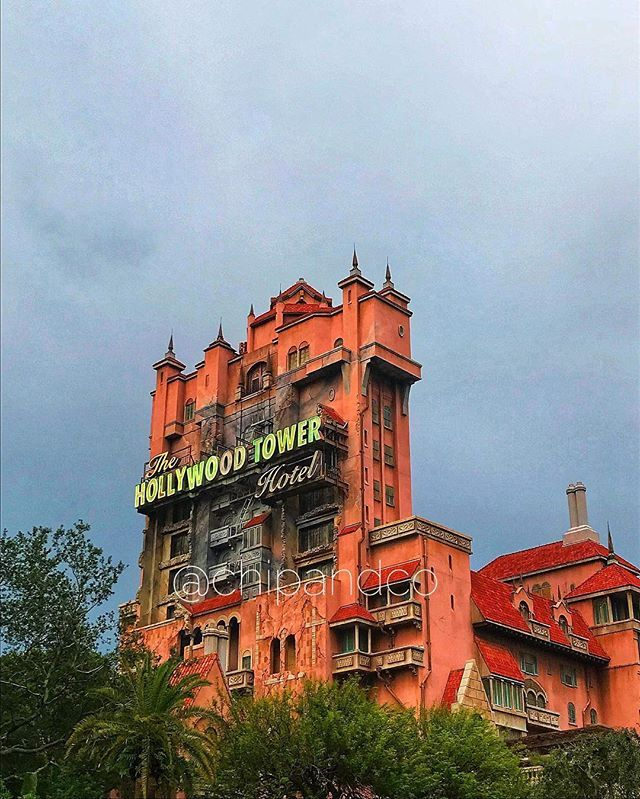 Your Room Is Ready Towerofterror Chipandco Tower Of Terror Instagram House Styles