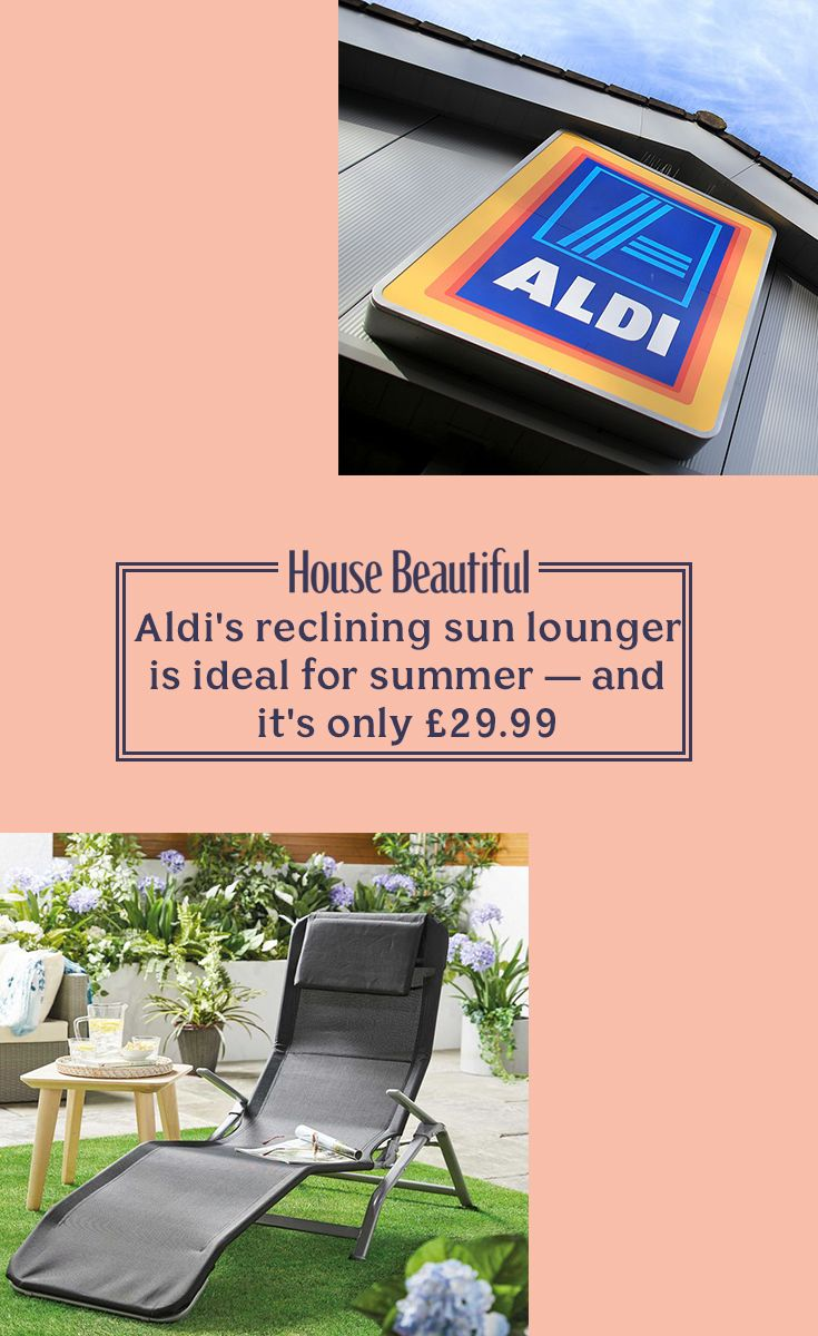 This Must Have Aldi Garden Furniture Item Is Only 29 99 Sun