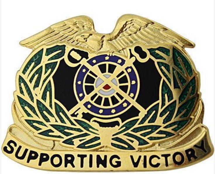 Army Quartermaster Regimental Corps Crest