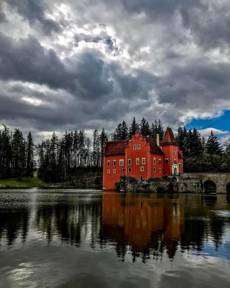 #zamek #cervenalhota #jiznicechy