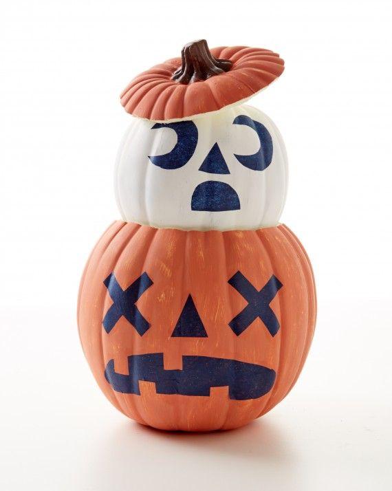 Pumpkin Decor Ideas Inspired by Our Favorite Icons! | Martha Stewart