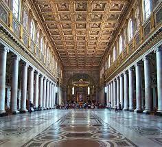 Roma, Basilica di Santa Maria Maggiore, 432-440.