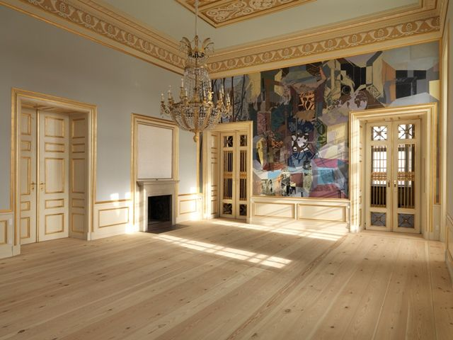 Frederick VIII Palace Renovation, Amalienborg, DK