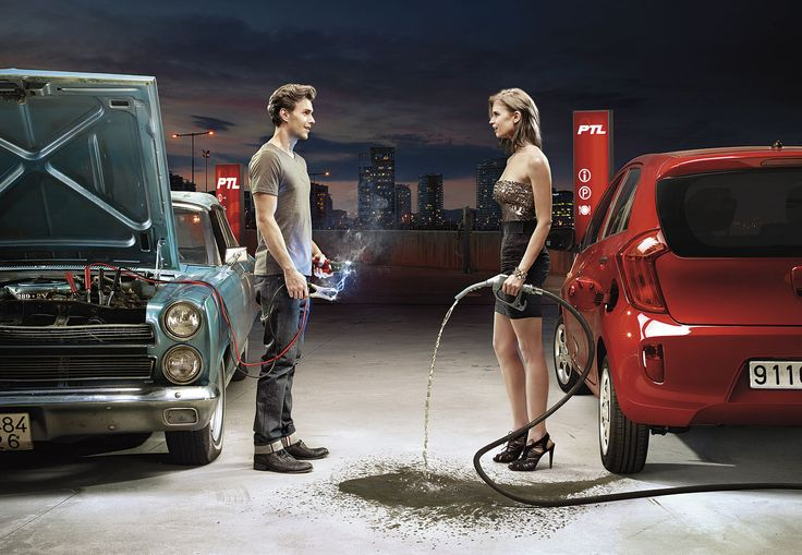 Jean Yves Lemoigne 2012, ads for 'AXE' spray for him and for her, 2 Gold Lions at Cannes Advertising Festival