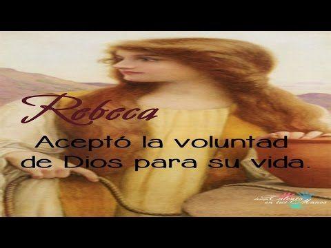 Significado de Rebeca, nombre Español para tu bebe niño o niña (origen y personalidad) - YouTube