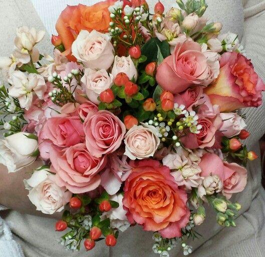 Saraland Alabama: Brides Bouquet By Belle Bouquet Florist, Saraland, AL