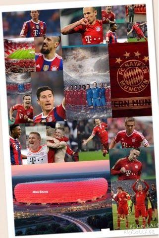 YourBetsAcademy: Congratulations Bayern Munich Champion