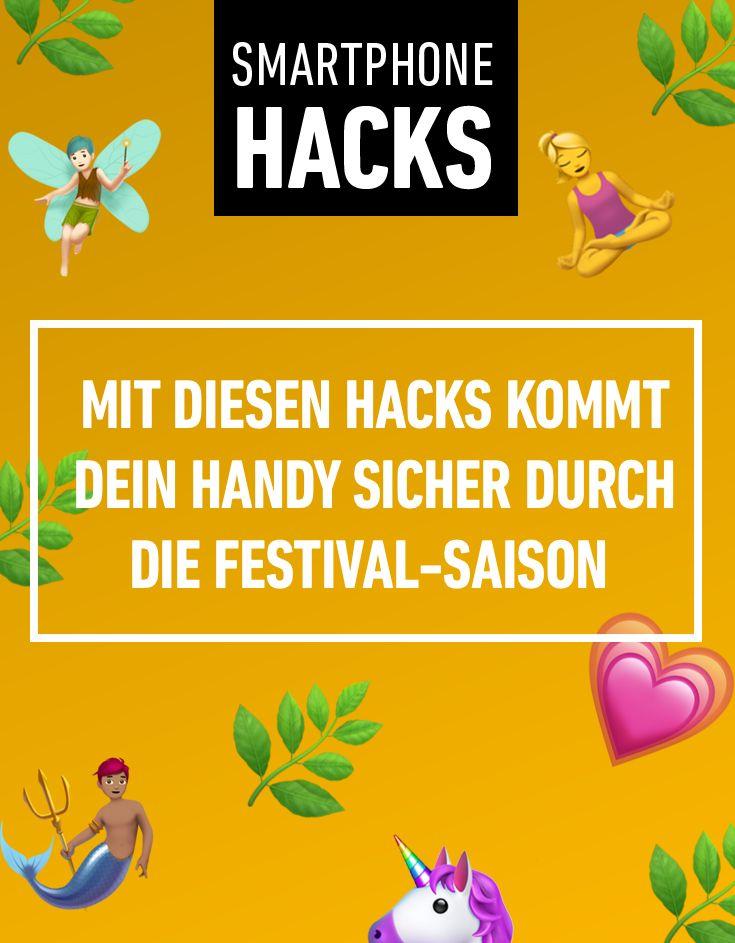 So Kommt Dein Handy Sicher Durch Die Festival Saison Handy Smartphone Tipps