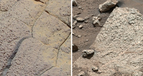 NASA Rover Finds Conditions Once Suited For Life on Mars...  #NASA #Rover