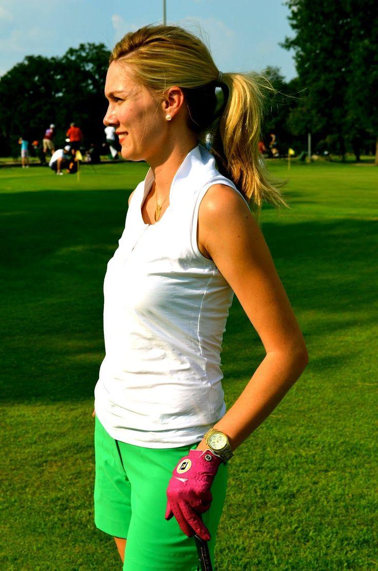 C. Style Blog- Golf, Anyone?  Women's Golf Attire