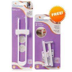 Free Cabinet Safety Latch Kit
