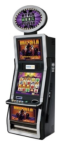 Buffalo slot machine. I want a slot machine at my home!