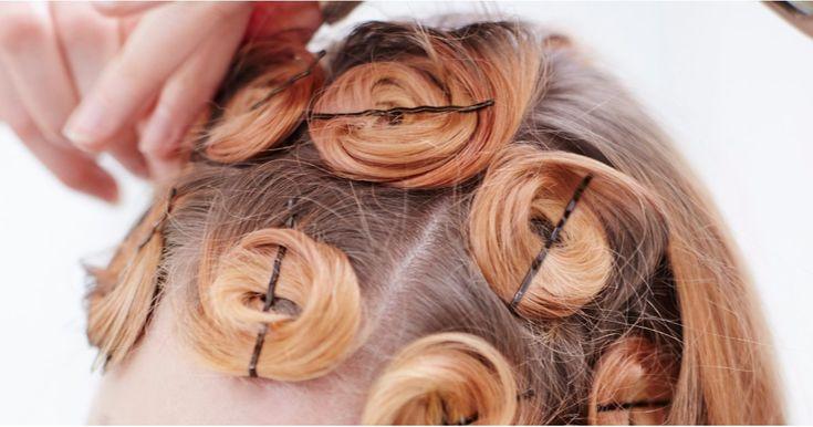 How to Do Pin Curls | POPSUGAR Beauty