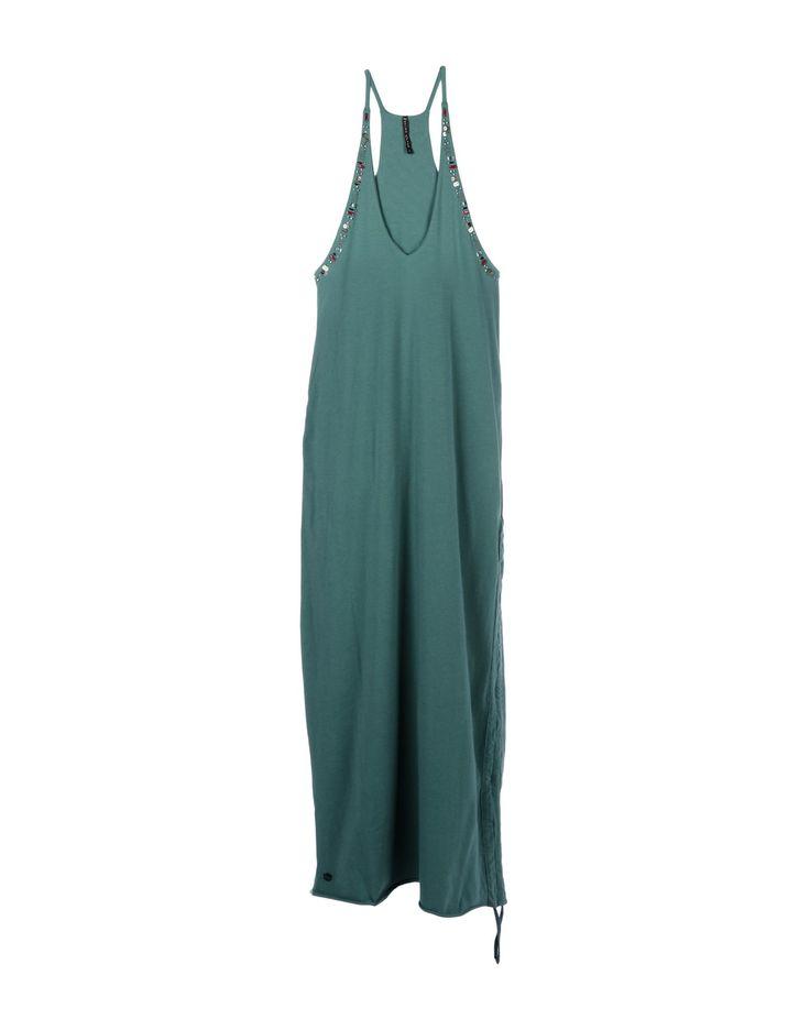 Manila Grace | Green Long Dress | Lyst