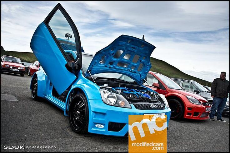 ford fiesta st modified - Google Search