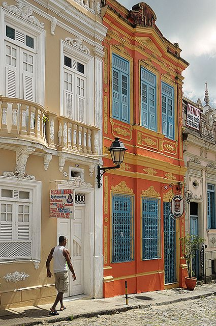 Salvador, primeira capital do Brasil (até 1763, ainda na Colônia), e hoje capital do estado da Bahia, Região Nordeste do Brasil.