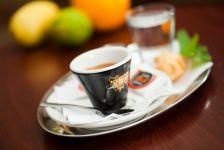 Coffee in Lobbybar,Hotel Kaskady #gastronomy #restaurant #hotel #kaskady #coffee #drinks #sweets #lobbybar