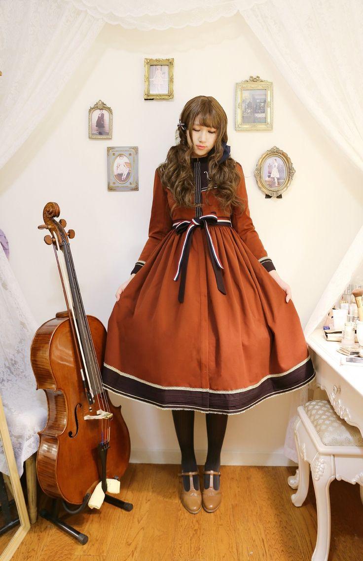 An Elegant Chinese Lolita Violoncellist...♪♫♬♩❤❤❤