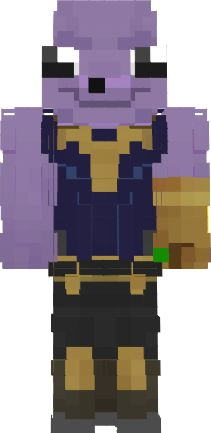 funny thanos (With images)   Minecraft funny, Minecraft ...
