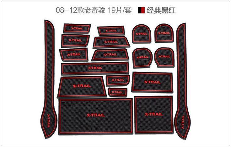 $15.00 (Buy here: https://alitems.com/g/1e8d114494ebda23ff8b16525dc3e8/?i=5&ulp=https%3A%2F%2Fwww.aliexpress.com%2Fitem%2FExcellent-Rubber-anti-slip-mat-non-slip-mats-Interior-door-pad-cup-mats-Car-styling-for%2F32486217369.html ) Excellent Rubber anti slip mat, non-slip mats Interior door pad/cup mats , Car styling for Nissan X-trail xtrail 2008 to 2015 for just $15.00