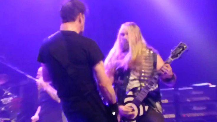 "Bass Player Live! Zakk Wylde,Corey Taylor,Jason Newsted ""War Pigs"" @Matty Chuah ..."