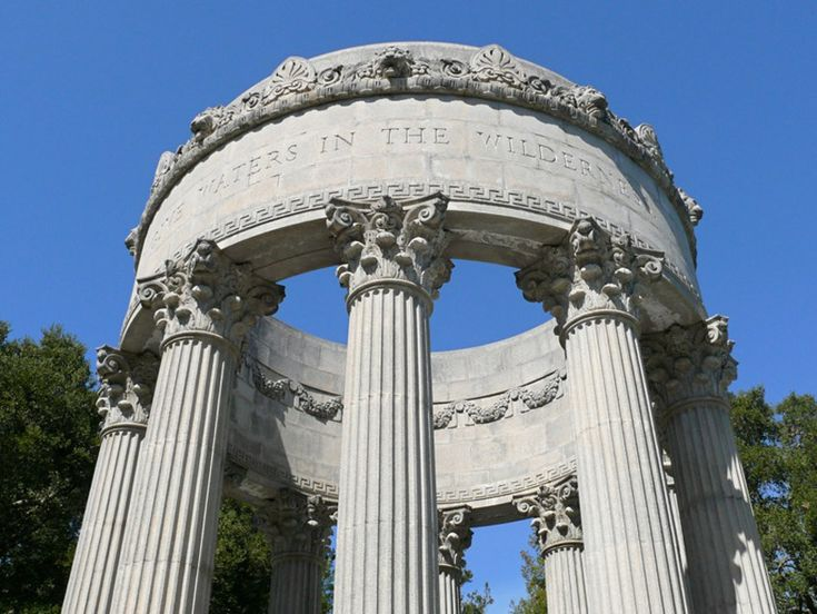 17 best images about corinthian columns on pinterest for Best type of architecture