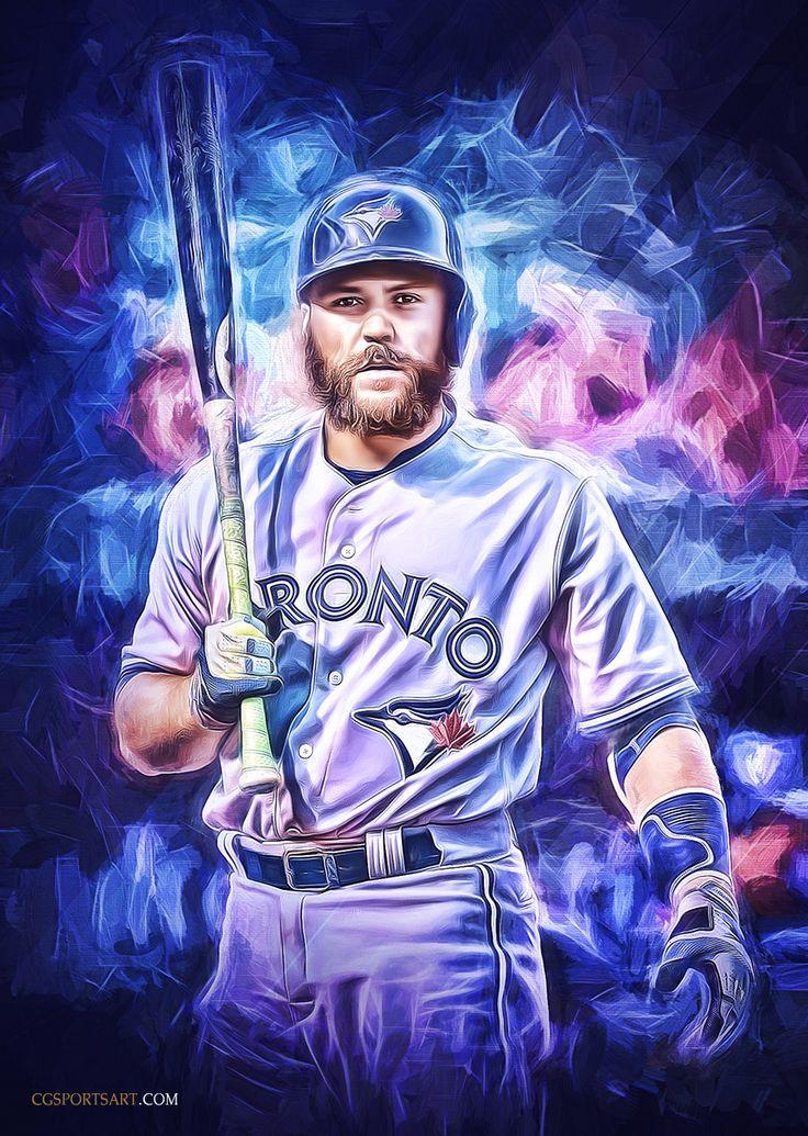Wow! #SoStinkinCool - Russell Martin - Toronto #BlueJays