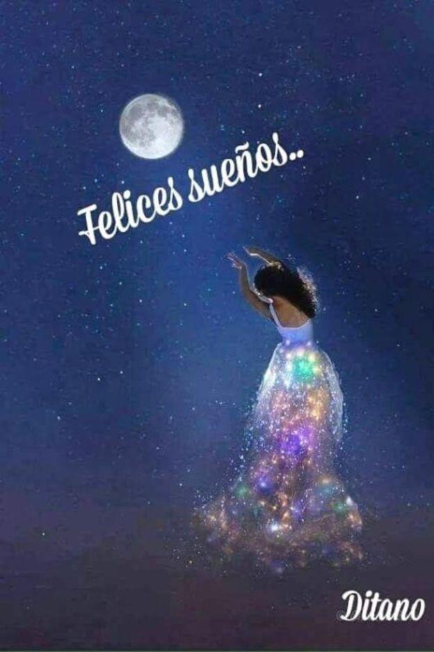 Imagenes Mensajes Cortos Buenas Noches Positivas Dormir Dulces