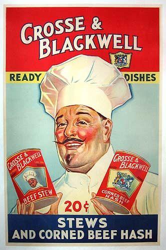 Сlassic advertising art.