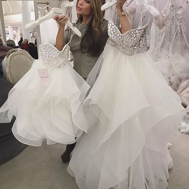 23 best pnina tornai for kleinfeld sample sale dresses for Kleinfeld wedding dresses sale