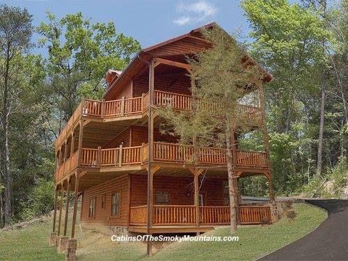 22 best 5Bedroom Cabins in Gatlinburg images on Pinterest Cabin
