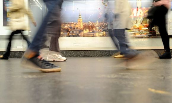 """Hartmut Rosa: """"Rennen, nur um auf der Stelle zu treten"""" « DiePresse.com"""