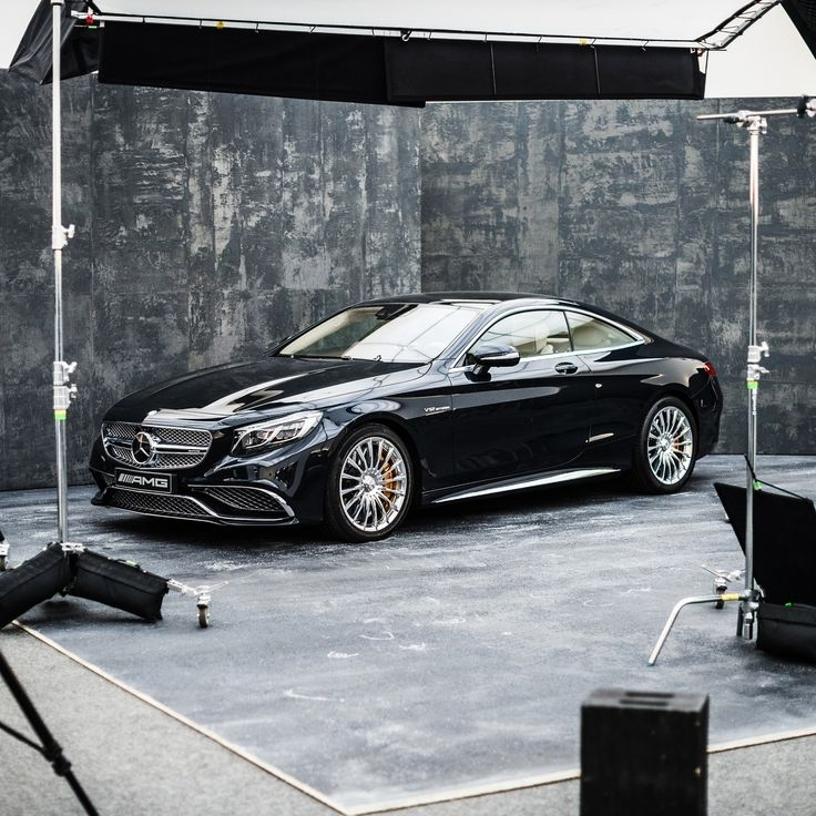 Mercedes-Benz S 65 AMG Coupé. Yep, I'm in love.