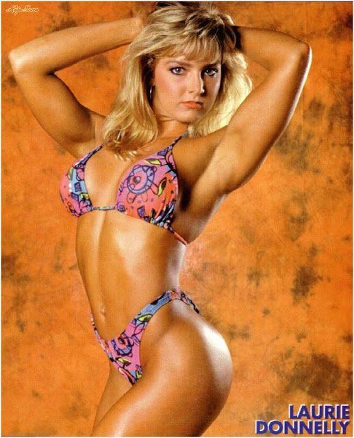 Former ESPN Bodyshaping star and Former Ms Fitness America Laurie