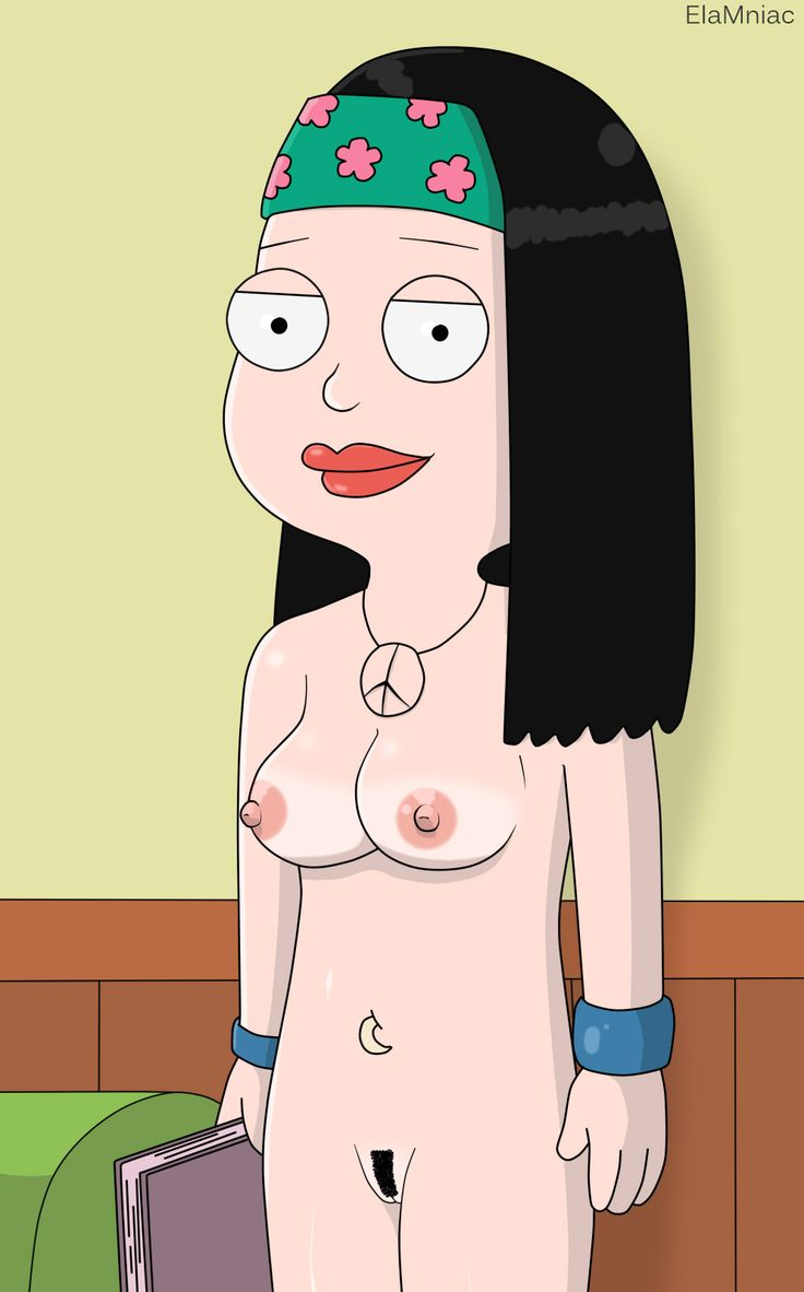 Haley Naked From American Dad