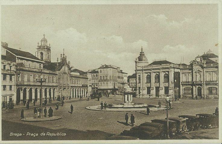 Braga On: Memória de Braga