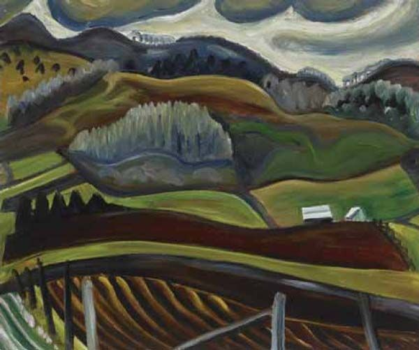 Prudence HEWARD - Eastern Townships (c. 1930)