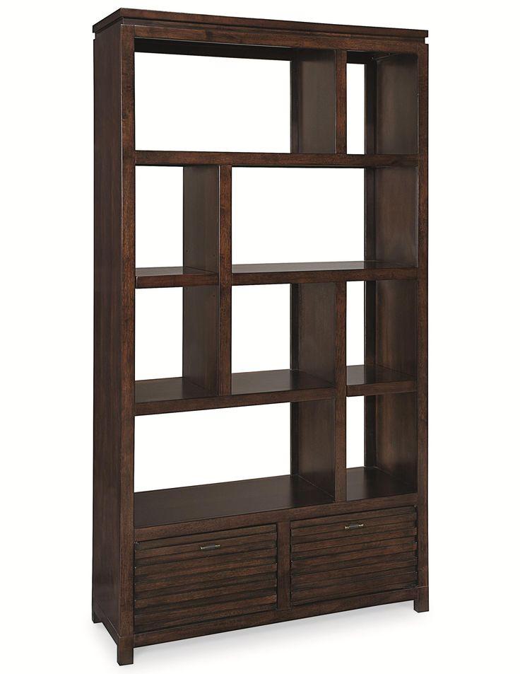 Latitude Bookcase By Universal