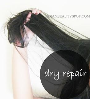 Indian Beauty Spot: Dry Hair Remedy - Oil
