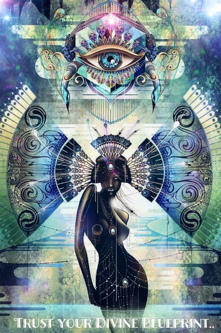 Trust your Divine Blueprint.. WILD WOMAN SISTERHOODॐ #WildWomanSisterhood…