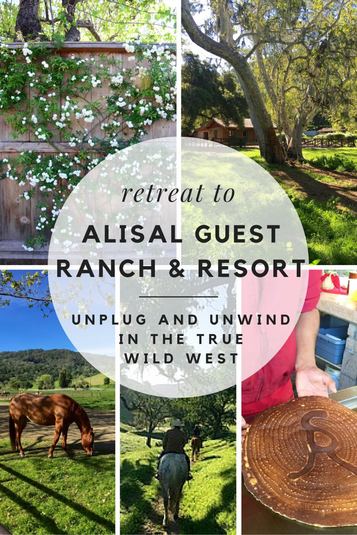 It's time to take a step back, unplug, and unwind in the country. Experience the authentic Old West with me at The Alisal Guest Ranch and Resort. Join along as we explore this iconic, luxury ranch nestled away in the Santa Ynez Valley!