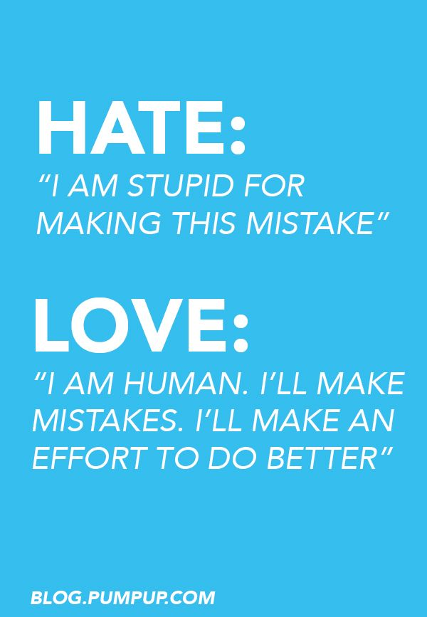 Quotes About Love Versus Hate : ... ESTEEM QUOTES on Pinterest Worth quotes, Self love and Affirmations