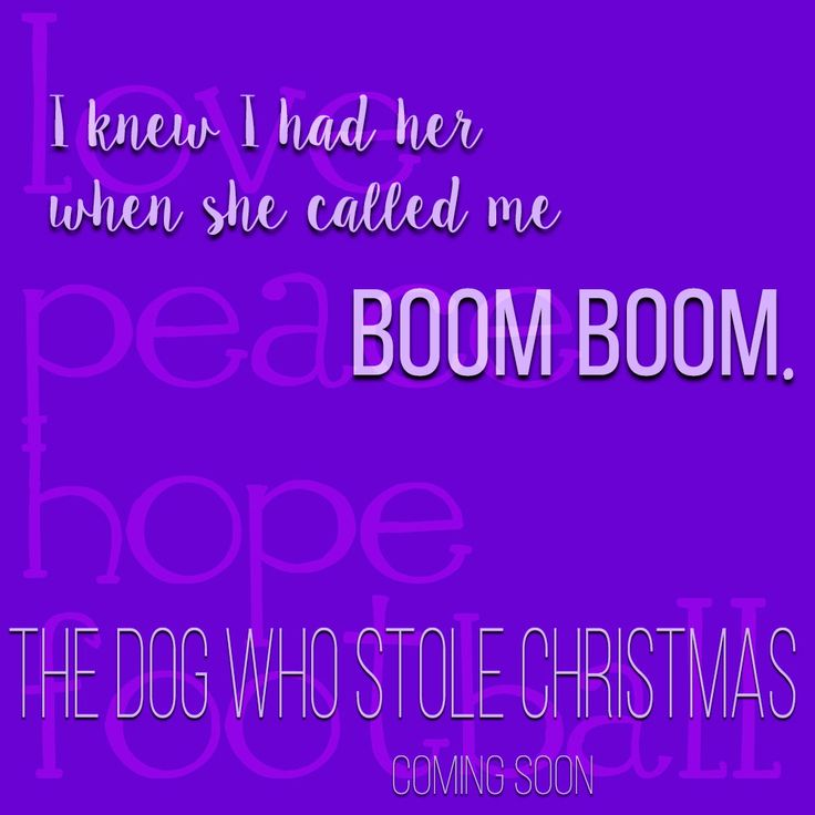 for my Bluebonnet Christmas Story 2016