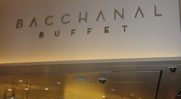 Las Vegas Buffet Bacchanal versus Wicked Spoon